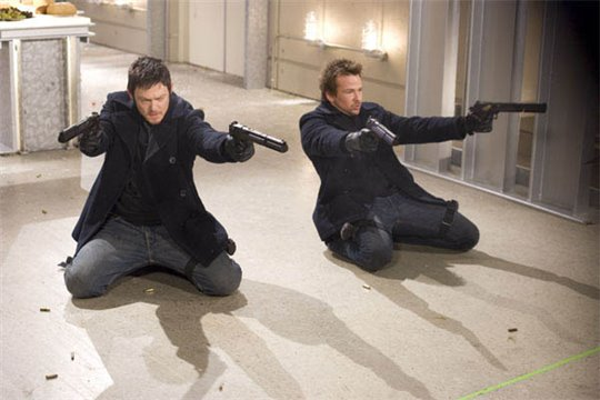 The Boondock Saints II: All Saints Day Poster Large