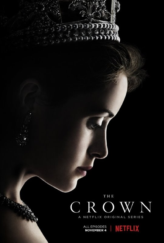 The Crown (Netflix) Poster Large