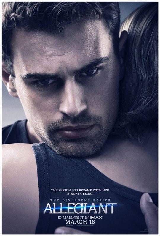 The Divergent Series: Allegiant Poster Large