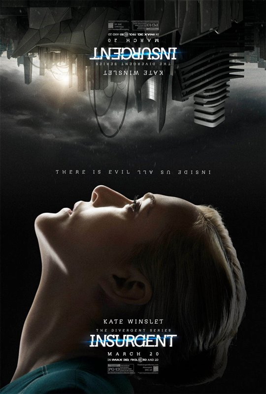 The Divergent Series: Insurgent Poster Large