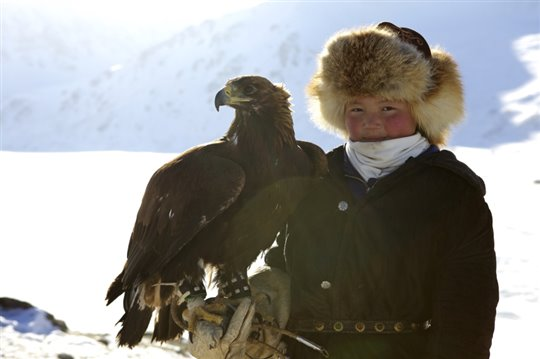 The Eagle Huntress Poster Large