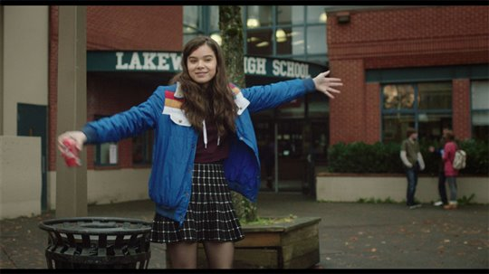 The Edge of Seventeen Poster Large