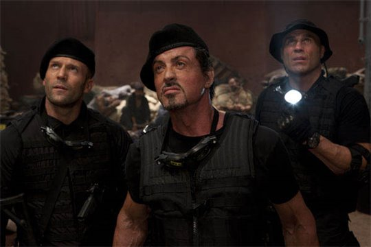 The Expendables Poster Large