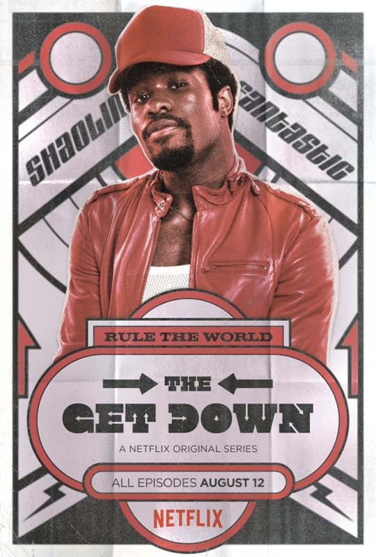 The Get Down (Netflix) Poster Large