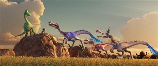 The Good Dinosaur Poster Large