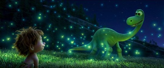 The Good Dinosaur Poster Large