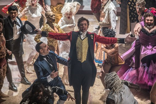 The Greatest Showman Poster Large