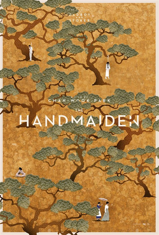 The Handmaiden Poster Large