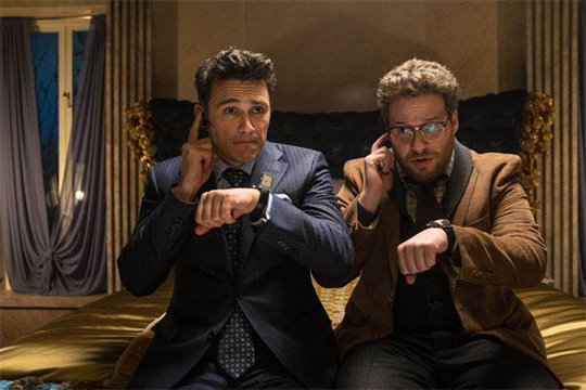 The Interview Photo 3 - Large