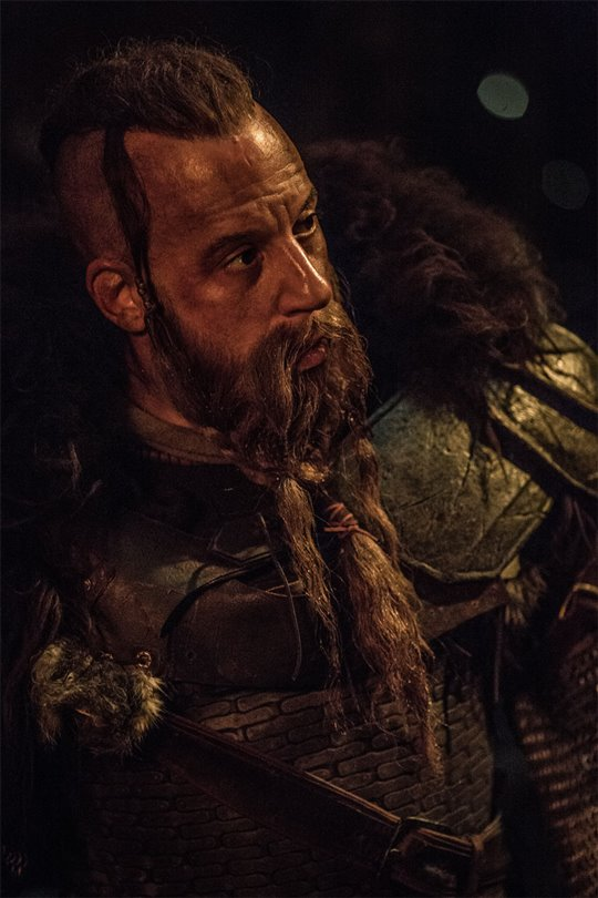 The Last Witch Hunter Poster Large