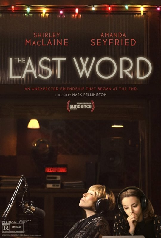 The Last Word Poster Large