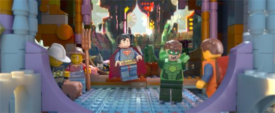 The Lego Movie Photo 11 - Large
