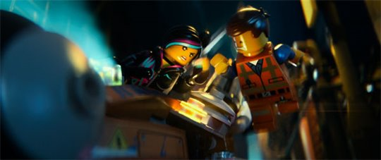 The Lego Movie Poster Large