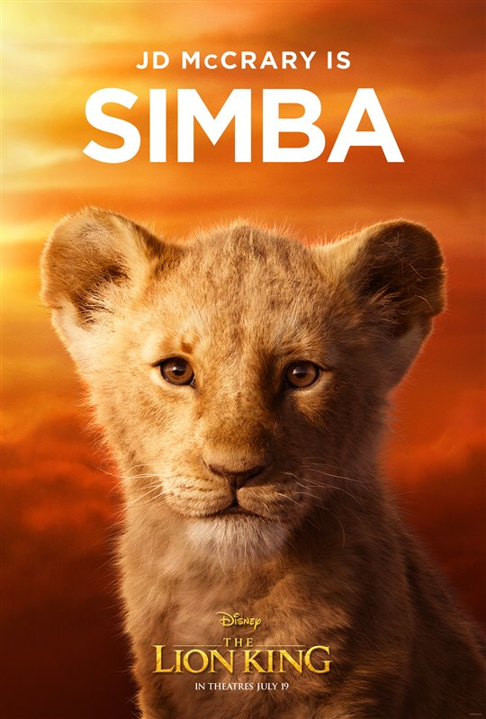 The Lion King Poster Large