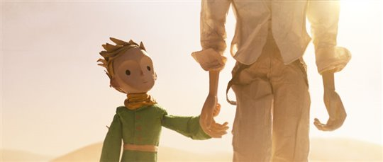 The Little Prince Poster Large