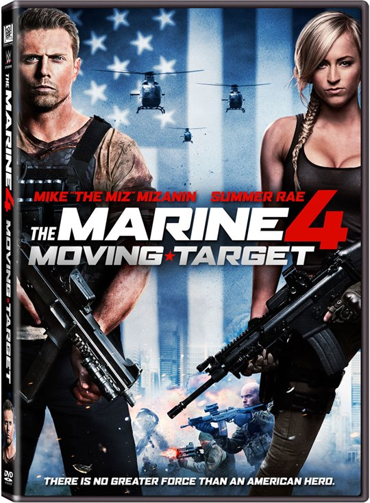 The Marine 4: Moving Target Poster Large