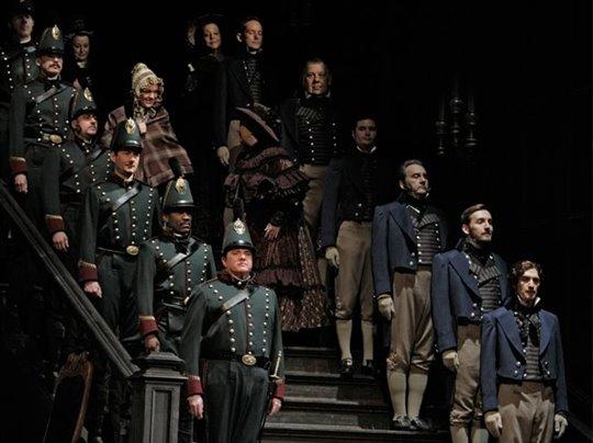 The Metropolitan Opera: Luisa Miller Photo 1 - Large