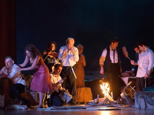 The Metropolitan Opera: The Exterminating Angel Photo 1 - Large