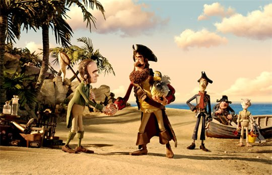 The Pirates! Band of Misfits Poster Large