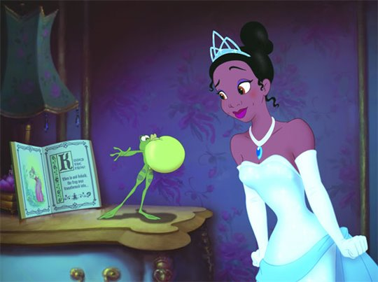 The Princess and the Frog Photo 1 - Large