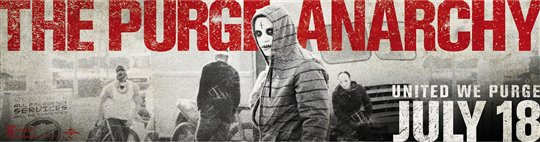 The Purge: Anarchy Poster Large