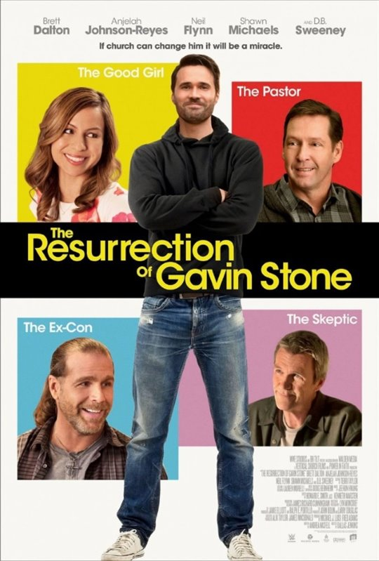 The Resurrection of Gavin Stone Poster Large