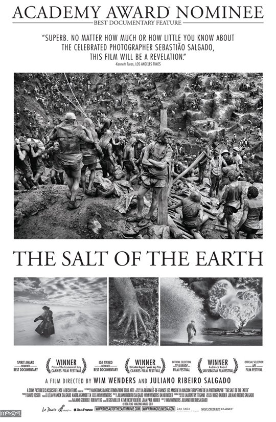 The Salt of the Earth Poster Large