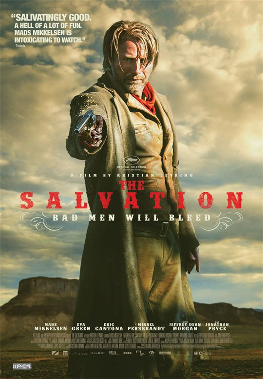 The Salvation Poster Large