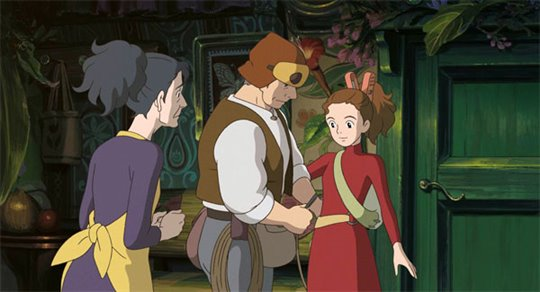 The Secret World of Arrietty (Dubbed) Photo 7 - Large
