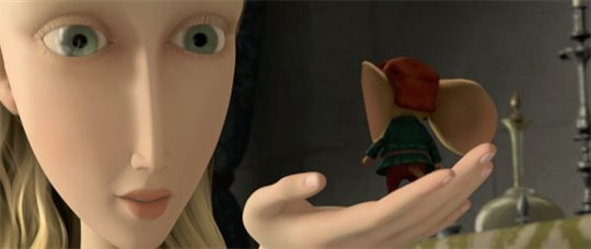 The Tale of Despereaux Poster Large