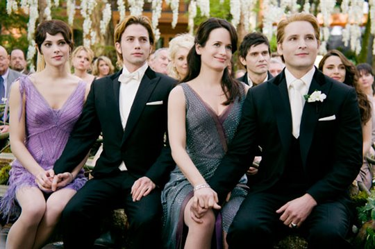 The Twilight Saga: Breaking Dawn - Part 1 Poster Large