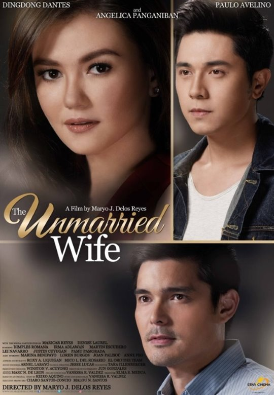 The Unmarried Wife Poster Large