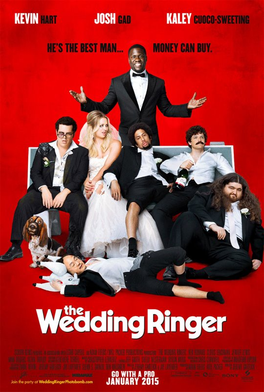 The Wedding Ringer Poster Large