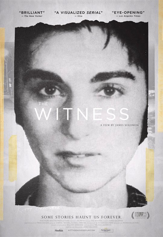 The Witness Poster Large