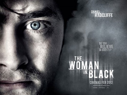 The Woman in Black Poster Large