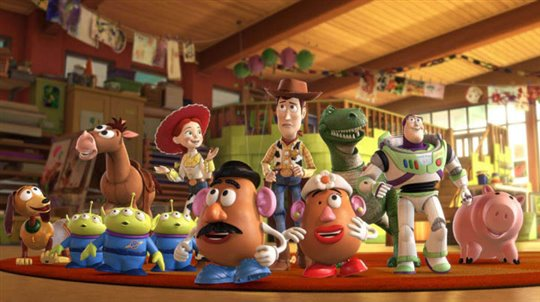 Toy Story 3 Poster Large