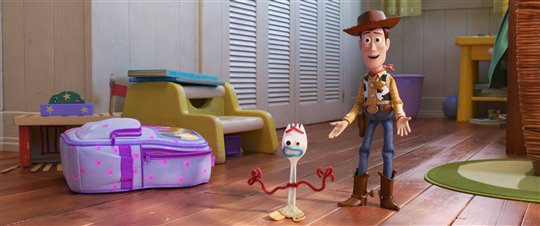 Toy Story 4 Poster Large