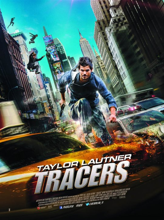 Tracers Poster Large