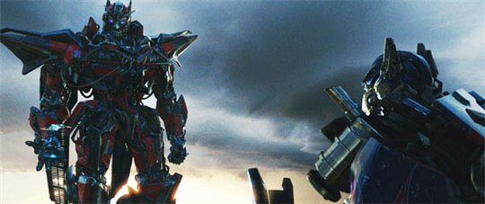 Transformers: Dark of the Moon Poster Large