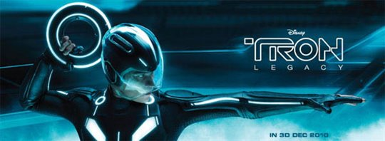 TRON: Legacy Poster Large