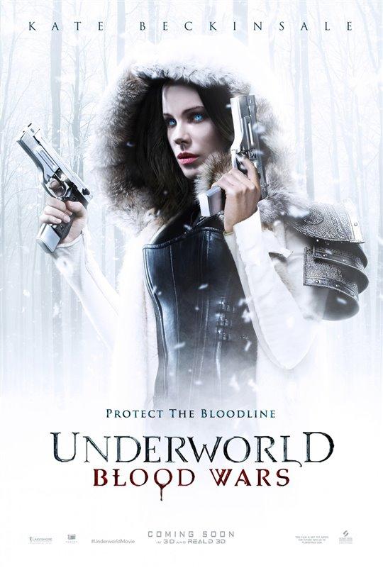 Underworld: Blood Wars Poster Large