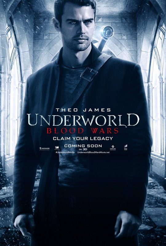 Underworld: Blood Wars Poster Large