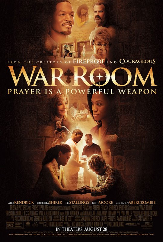 War Room Poster Large