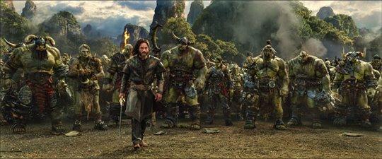 Warcraft Poster Large
