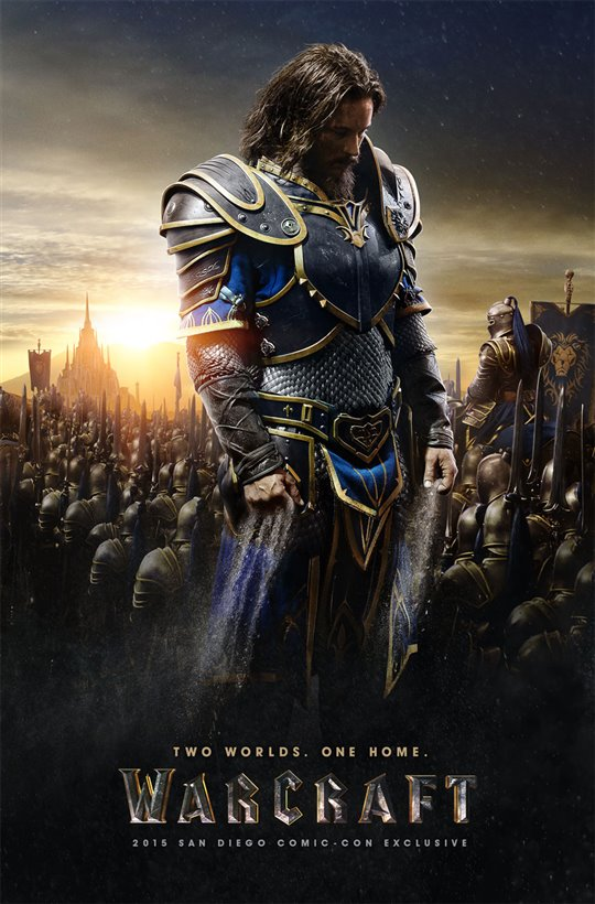 Warcraft Poster Large