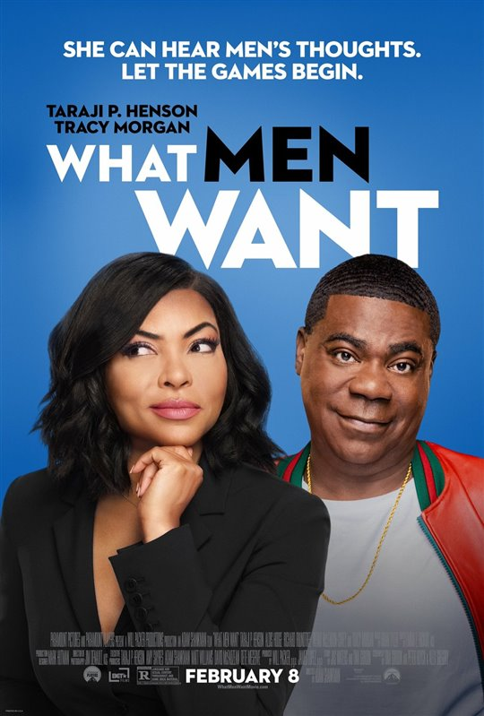 What Men Want Poster Large