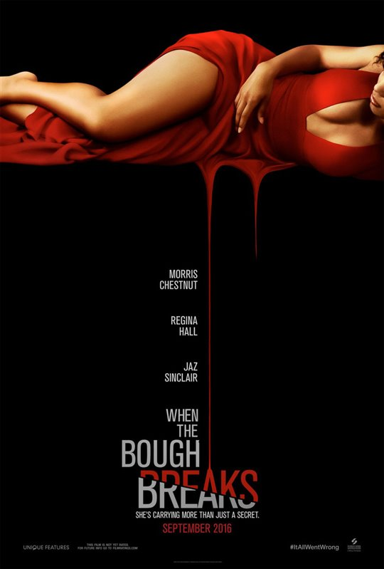 When the Bough Breaks Poster Large