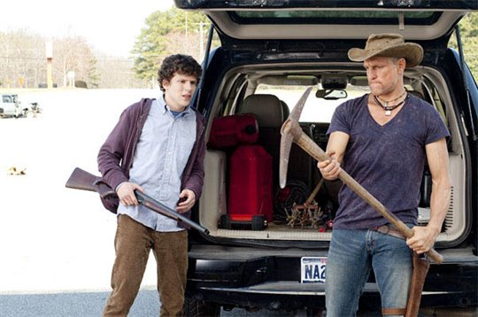 Zombieland Poster Large