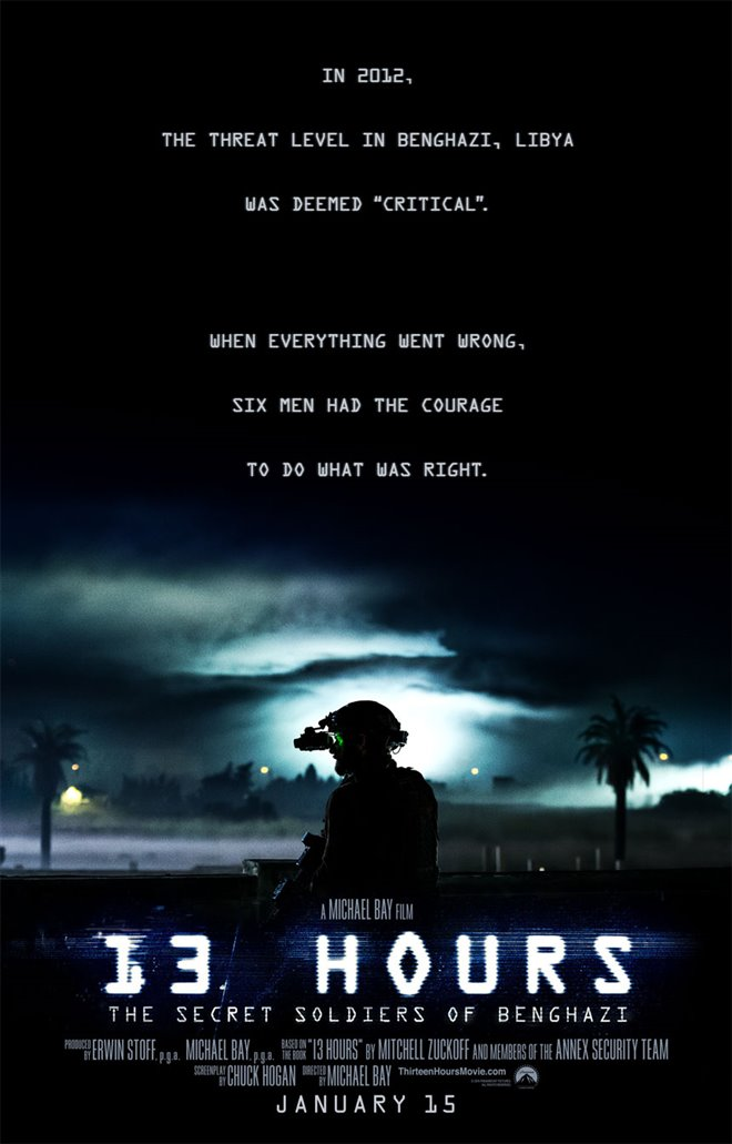 13 Hours: The Secret Soldiers of Benghazi Photo 37 - Large