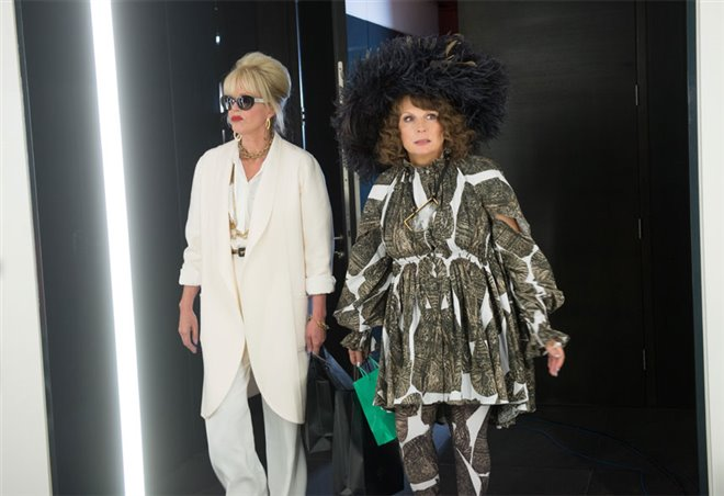 Absolutely Fabulous: The Movie Photo 6 - Large